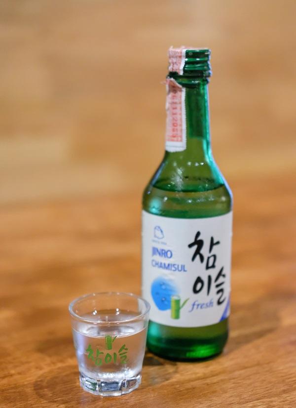 фото корейского соджу