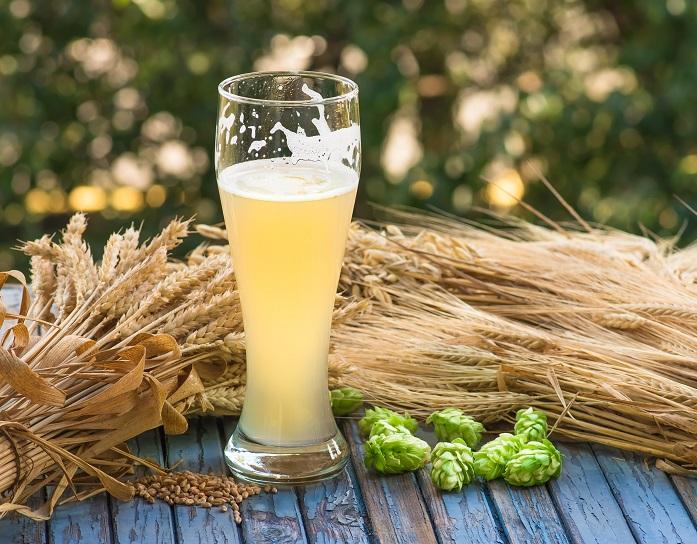 фото пшеничного нефильтрованного пива