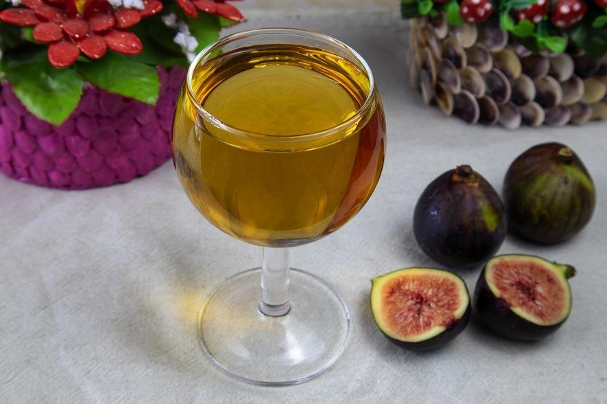 вино из инжира фото