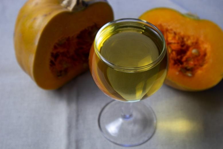 фото вина из тыквы
