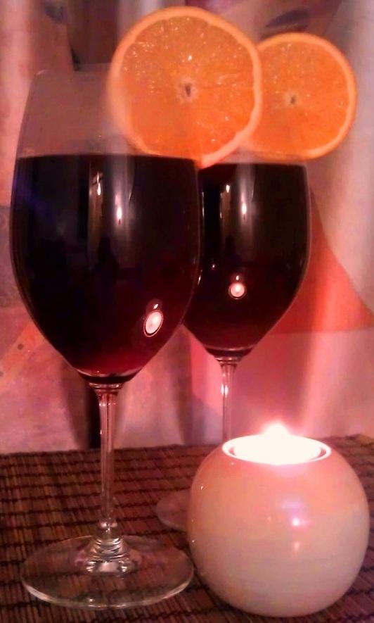 фото безалкогольного глинтвейна из виноградного сока