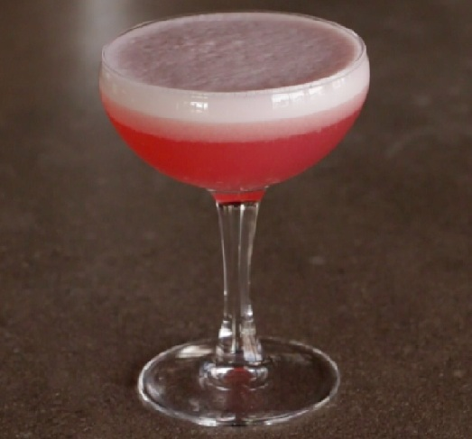 фото домашнего коктейля кловер клаб