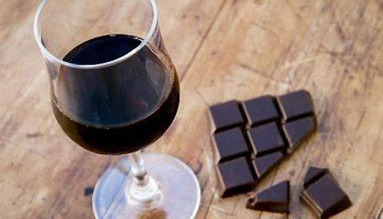 фото коньяка со вкусом шоколада