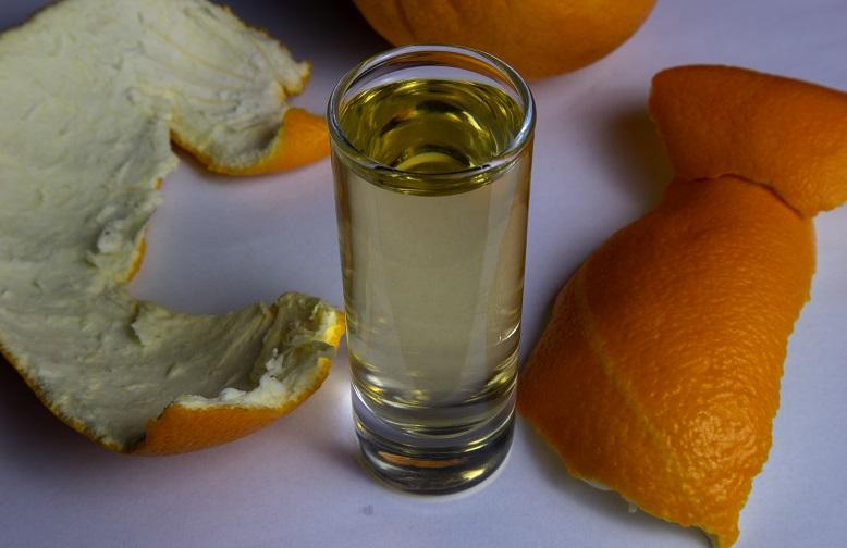 фото наливки на апельсиновых корках