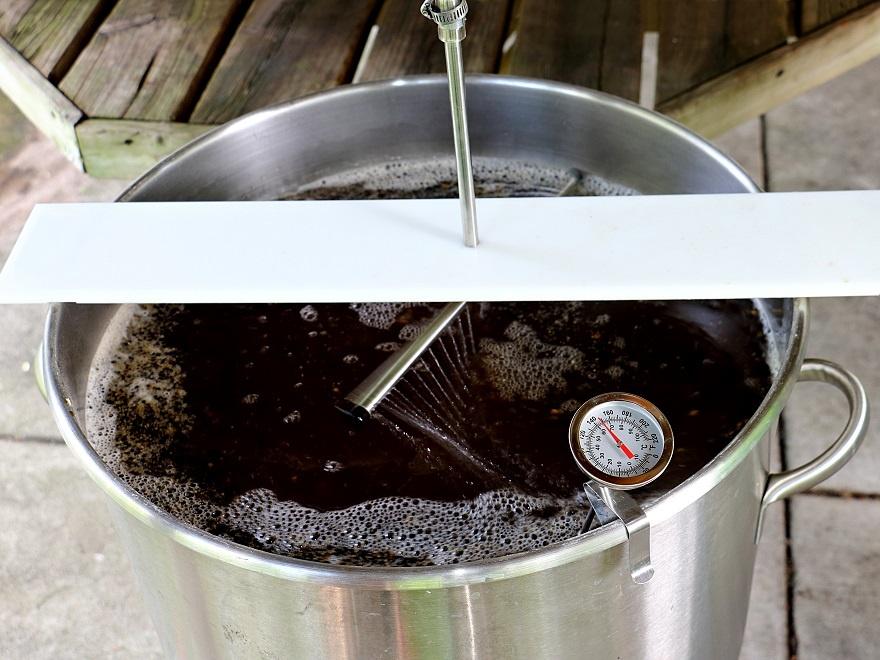 варка домашнего пива из экстракта