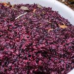 фото виноградных выжимок