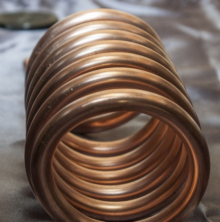 С какого металла можно сделать змеевик для самогонного аппарата екатеринбург авито купить самогонный аппарат