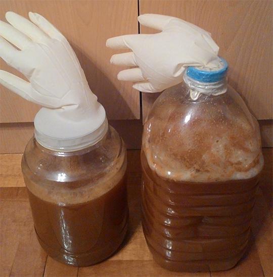рецепт браги на спиртовых дрожжах 20 литров