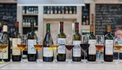 назание грузинских вин фото