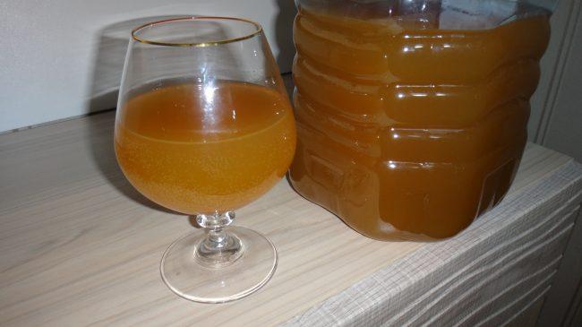 безалкогольный квас ржаной рецепт