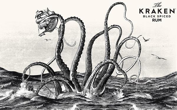 фото чудовища Кракен