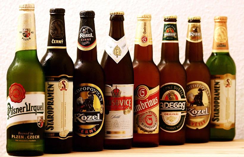 фото лучших марок чешского пива