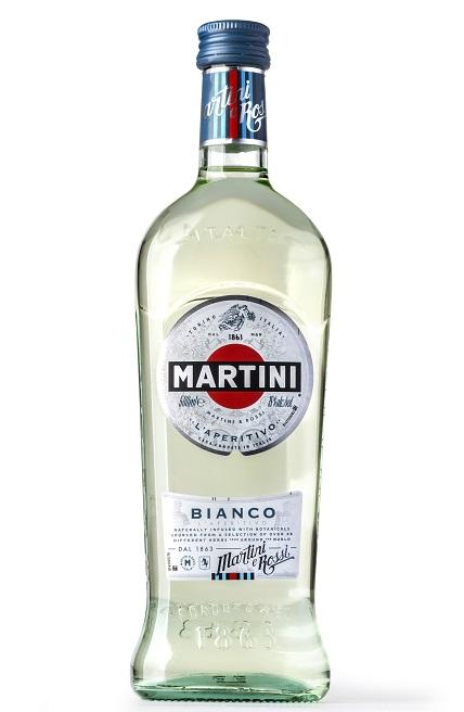 фото бутылки мартини Бьянко