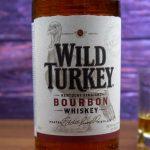 фото этикетки бурбона Wild Turkey