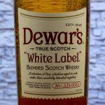 фото этикетки виски дюарс
