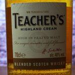 фото этикетки виски Тичерс