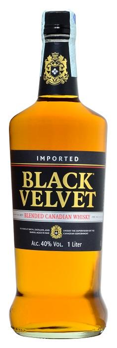 фото канадского виски Блек Велвет