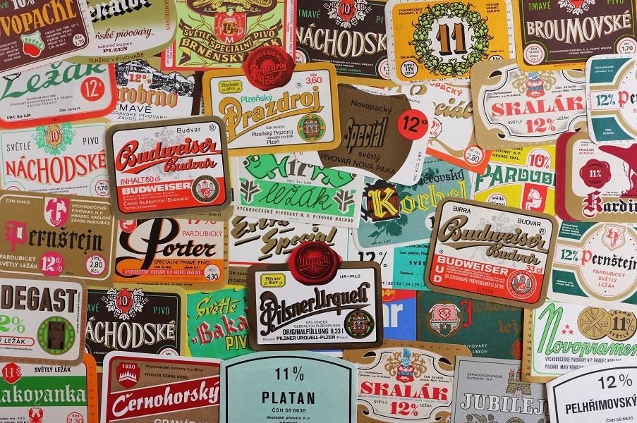 марки чешского пива