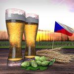 оосбенности чешского пива