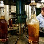разлив виски олд тавер
