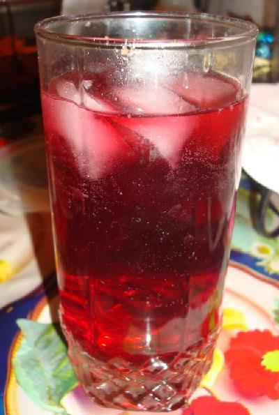 фото бехеровки с грейпфрутовым соком