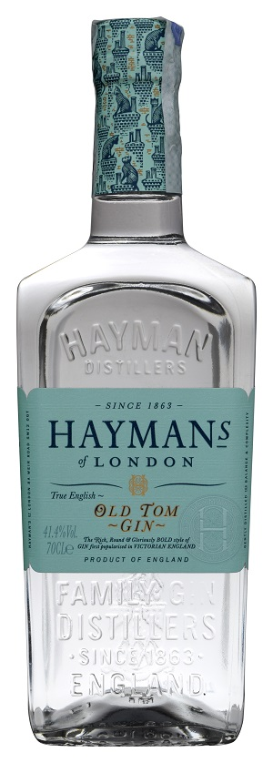 фото бутылки джина Hayman's