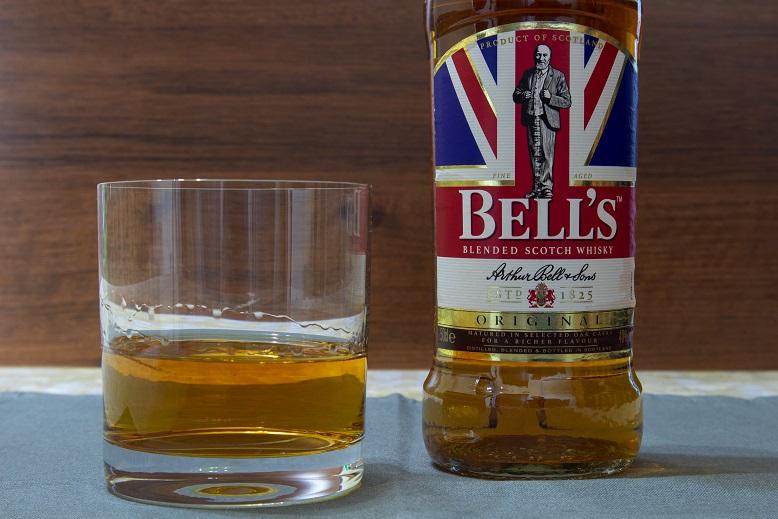 фото виски Беллс