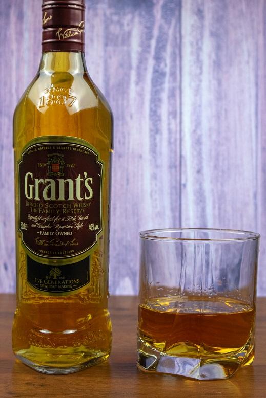 фото бутылки виски Грантс