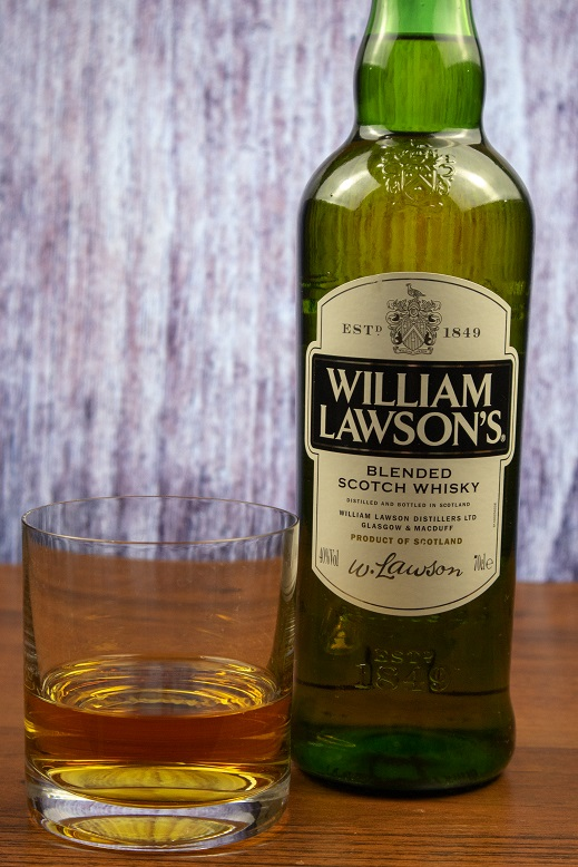 фото бутылки виски William Lawsons