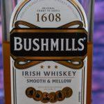 фото этикетки виски Бушмилс