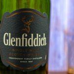 фото этикетки виски glenfiddich