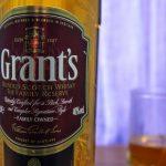 фото этикетки виски грантс