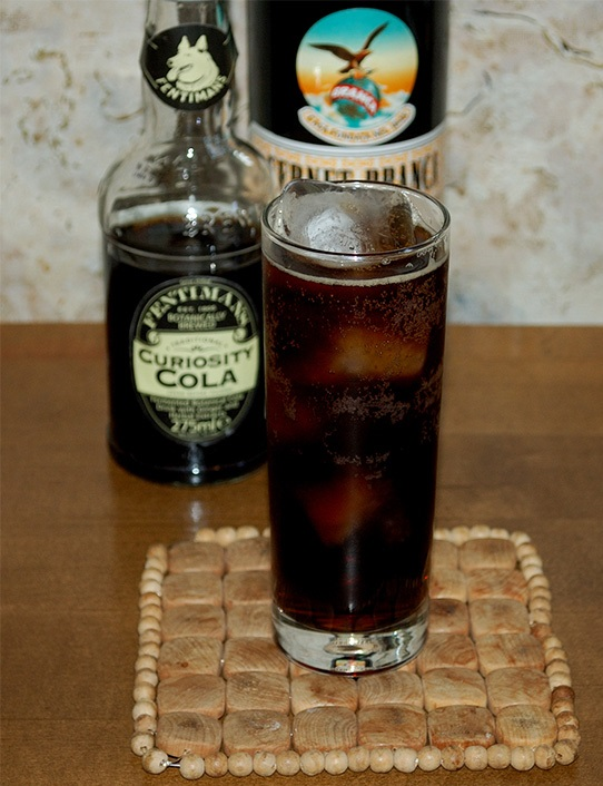 фернет-кола мате напиток рецепт