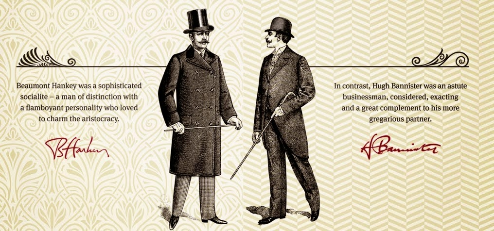 история виски Hankey Bannister