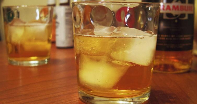 как правильно пить драмбуи