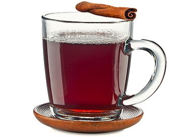 фото горячей бехеровски с вином