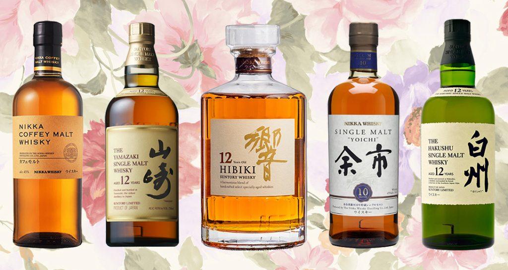 фото лучших марок японского виски