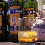 простые коктейли с Бехеровкой