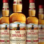 виски Сэр Эдвардс логотип