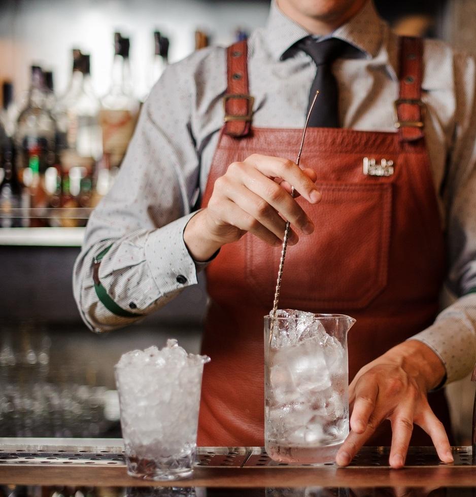 смесительный бокал для коктейлей фото