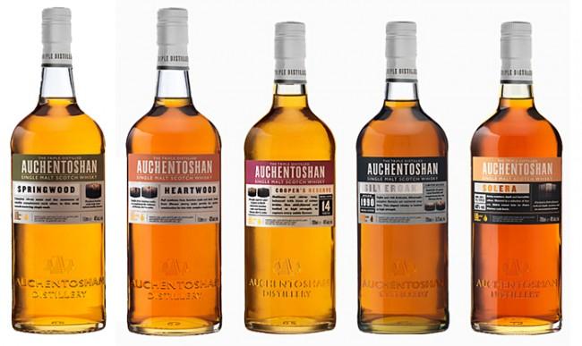 виды виски Auchentoshan