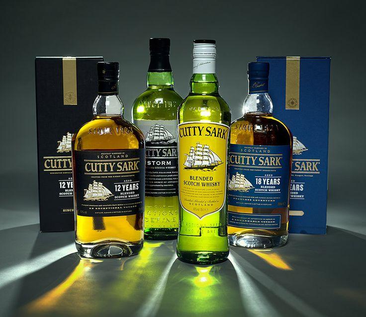 виды виски Cutty Sark