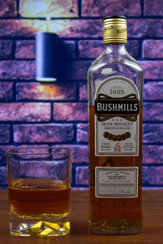 фото виски Бушмилс