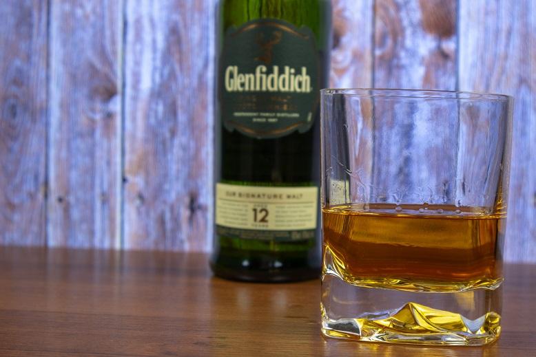 фото виски glenfiddich