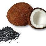 фото активированного кокосового угля
