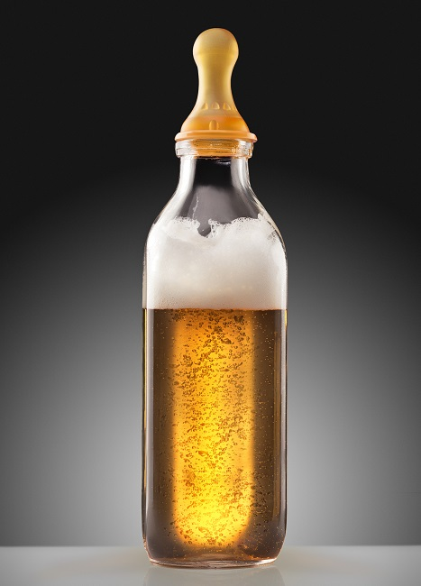пиво при грудном кормлении
