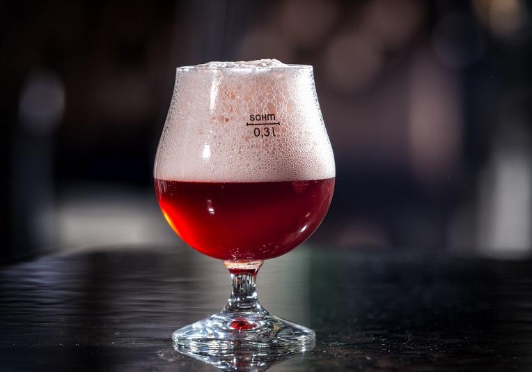 фото бельгийского пива крик
