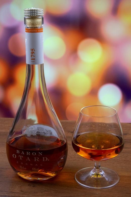 фото бутылки коньяка Барон Отард