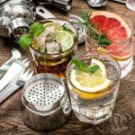чем закусывать и разбавлять джин