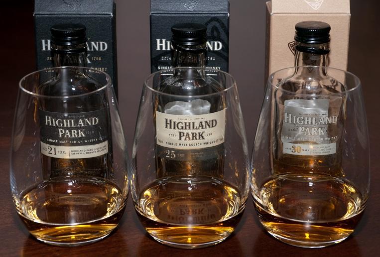 виды виски Highland Park